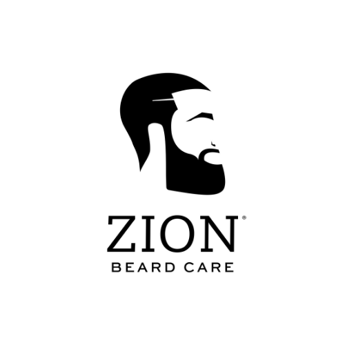 Zion Beard Care Logo Asset Money Madu